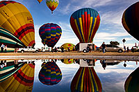 /images/133/2012-01-20-havasu-balloons-refl-143108.jpg - #10105: Balloon Fest in Lake Havasu City, Arizona … January 2012 -- Lake Havasu City, Arizona