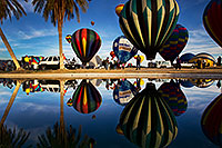 /images/133/2012-01-20-havasu-balloons-refl-143265.jpg - #10107: Balloon Fest in Lake Havasu City, Arizona … January 2012 -- Lake Havasu City, Arizona