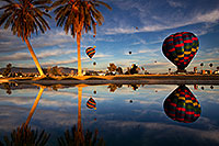 /images/133/2012-01-20-havasu-balloons-refl-143357.jpg - #10108: Balloon Fest in Lake Havasu City, Arizona … January 2012 -- Lake Havasu City, Arizona