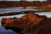 /images/133/2012-03-30-bill-will-rocks-151358.jpg - #10198: Evening at Lake Havasu … March 2012 -- Lake Havasu, Arizona