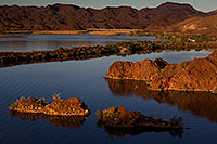 /images/133/2012-04-03-bill-will-lake-152762.jpg - #10204: Evening at Lake Havasu … April 2012 -- Lake Havasu, Arizona