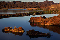 /images/133/2012-04-03-bill-will-lake-152818.jpg - #10205: Evening at Lake Havasu … April 2012 -- Lake Havasu, Arizona