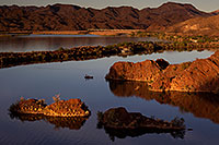 /images/133/2012-04-03-bill-will-lake-152852.jpg - #10206: Evening at Lake Havasu … April 2012 -- Lake Havasu, Arizona