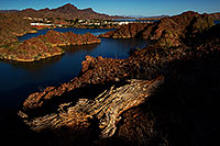/images/133/2012-04-04-bill-will-lake-log-152110.jpg - #10112: Morning at Lake Havasu … April 2012 -- Lake Havasu, Arizona