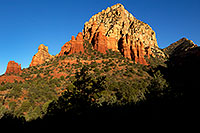 /images/133/2012-04-17-sedona-thunder-154854.jpg - #10218: Images of Sedona … April 2012 -- Thunder Mountain, Sedona, Arizona