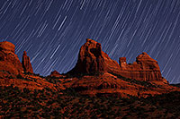 /images/133/2012-05-05-schnebly-strails-160478.jpg - #10169: 20 minutes of star trails at Schnebly Hill in Sedona, Arizona … May 2012 -- Schnebly Hill, Sedona, Arizona