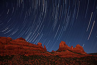 /images/133/2012-05-06-schnebly-strails-1ds3_0334.jpg - #10170: 50 minutes of star trails at Schnebly Hill in Sedona, Arizona … May 2012 -- Schnebly Hill, Sedona, Arizona