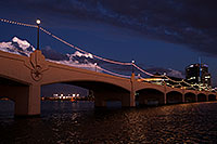 /images/133/2012-10-11-tempe-bridge-1dx_1040.jpg - #10321: Night at Tempe Town Lake … October 2012 -- Tempe Town Lake, Tempe, Arizona