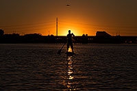 /images/133/2012-10-14-tempe-sunst-up-pad-1dx_4283.jpg - #10280: Stand up paddler at Tempe Town Lake … October 2012 -- Tempe Town Lake, Tempe, Arizona