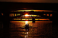 /images/133/2012-10-15-tempe-sunset-rows-1dx_4862.jpg - #10286: Sunset at Tempe Town Lake … October 2012 -- Tempe Town Lake, Tempe, Arizona