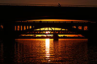 /images/133/2012-10-15-tempe-sunset-rows-1dx_4915.jpg - #10287: Sunset at Tempe Town Lake … October 2012 -- Tempe Town Lake, Tempe, Arizona