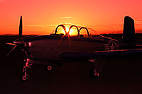 /images/133/2013-03-02-cg-fly-sunset-28742.jpg - #10843: Planes at 55th Annual Cactus Fly-In 2013 in Casa Grande, Arizona … March 2013 -- Casa Grande, Arizona