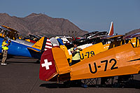 /images/133/2013-03-02-cg-fly-yellow-28298.jpg - #10854: Planes at 55th Annual Cactus Fly-In 2013 in Casa Grande, Arizona … March 2013 -- Casa Grande, Arizona