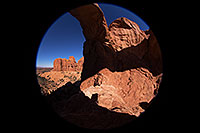 /images/133/2013-11-01-double-arch-fish-1dx_3976.jpg - #11222: Double Arch in Arches National Park … November 2013 -- Double Arch, Arches Park, Utah