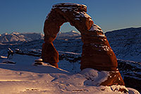 /images/133/2013-12-08-arches-delicate-1d4_2532.jpg - #11378: Delicate Arch in Arches National Park … December 2013 -- Delicate Arch, Arches Park, Utah