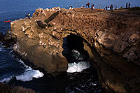 /images/133/2014-01-04-lajolla-cave-5d3_8586.jpg - #11500: Cave at La Jolla, California … January 2014 -- La Jolla, California