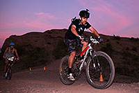 /images/133/2014-01-11-papago-night-5d_11207.jpg - #11578: Mountain Biking at 12 Hours at Papago in Tempe … January 2014 -- Papago Park, Tempe, Arizona