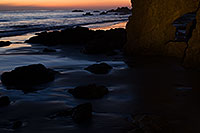/images/133/2014-01-20-el-matador-1dx_9805.jpg - #11703: After sunset at El Matador Beach, California … January 2014 -- El Matador, Malibu, California