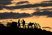 /images/133/2014-09-13-gc-powell-silh-1dx_4958.jpg - #12294: People Silhouettes at Hopi Point in Grand Canyon … Sept 2014 -- Hopi Point, Grand Canyon, Arizona