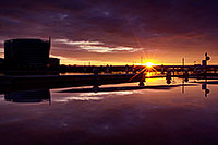 /images/133/2014-12-04-tempe-lake-sun-31-1dx_6430.jpg - #12292: Sunset at Tempe Town Lake … December 2014 -- Tempe Town Lake, Tempe, Arizona