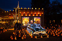 /images/133/2014-12-05-tubac-lights-1dx_6862.jpg - #12304: Hudson at Luminaria Nights in Tubac, Arizona … December 2014 -- Tubac, Arizona
