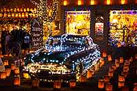 /images/133/2014-12-05-tubac-lights-1dx_6870.jpg - #12305: Hudson at Luminaria Nights in Tubac, Arizona … December 2014 -- Tubac, Arizona