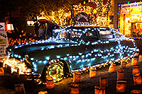/images/133/2014-12-05-tubac-lights-1dx_6971.jpg - #12306: Hudson at Luminaria Nights in Tubac, Arizona … December 2014 -- Tubac, Arizona