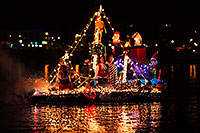 /images/133/2014-12-13-tempe-boats-1dx_8737.jpg - #12409: APS Fantasy of Lights Boat Parade … December 2014 -- Tempe Town Lake, Tempe, Arizona