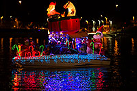 /images/133/2014-12-13-tempe-boats-1dx_8794.jpg - #12410: APS Fantasy of Lights Boat Parade … December 2014 -- Tempe Town Lake, Tempe, Arizona