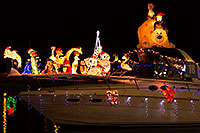 /images/133/2014-12-13-tempe-boats-1dx_9321.jpg - #12412: APS Fantasy of Lights Boat Parade … December 2014 -- Tempe Town Lake, Tempe, Arizona