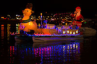 /images/133/2014-12-13-tempe-boats-1dx_9514.jpg - #12415: APS Fantasy of Lights Boat Parade … December 2014 -- Tempe Town Lake, Tempe, Arizona