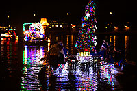/images/133/2014-12-13-tempe-boats-1dx_9919.jpg - #12420: APS Fantasy of Lights Boat Parade … December 2014 -- Tempe Town Lake, Tempe, Arizona
