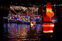 /images/133/2014-12-13-tempe-boats-1x_10318.jpg - #12422: APS Fantasy of Lights Boat Parade … December 2014 -- Tempe Town Lake, Tempe, Arizona