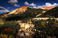 /images/133/2015-09-19-red-mountain-5d3_1022.jpg - #12685: Red Mountain along Red Mountain Pass, Colorado … September 2015 -- Red Mountain, Red Mountain Pass, Colorado