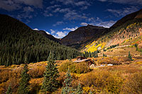 /images/133/2015-09-23-red-pass-house-5d3_2456.jpg - #12695: Images of Red Mountain Pass between Ouray and Silverton … September 2015 -- Red Mountain Pass, Colorado
