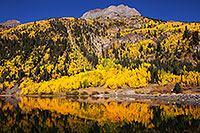 /images/133/2015-09-25-crystal-lake-ple-13-6d_0487.jpg - #12705: Crystal Lake Reflections at Red Mountain Pass … September 2015 -- Crystal Lake, Red Mountain Pass, Colorado