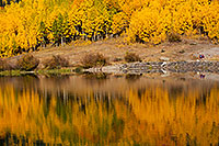 /images/133/2015-09-25-red-pass-la-people-5d3_3682.jpg - #12707: Crystal Lake along Red Mountain Pass between Ouray and Silverton … September 2015 -- Crystal Lake, Red Mountain Pass, Colorado