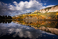 /images/133/2015-10-04-clear-reflection-5d3_6909.jpg - #12658: Images of Owl Creek Pass … October 2015 -- Clear Lake, Owl Creek Pass, Colorado