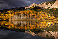/images/133/2015-10-04-clear-reflection-6d_2169.jpg - #12727: Images of Owl Creek Pass … October 2015 -- Clear Lake, Owl Creek Pass, Colorado