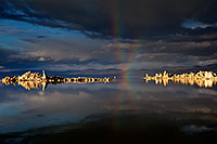 /images/133/2016-05-07-ca-mono-rainbow-1dx_12949.jpg - #12914: Crossing Rainbow at Mono Lake, California … May 2016 -- Mono Lake, California