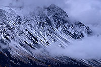 /images/133/2016-09-24-sneffels-6d_2326.jpg - #13084: Mount Sneffels in the fog and snow … September 2016 -- Mount Sneffels, Colorado