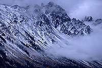 /images/133/2016-09-24-sneffels-6d_2332.jpg - #13093: Mount Sneffels in the fog and snow … September 2016 -- Mount Sneffels, Colorado