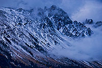 /images/133/2016-09-24-sneffels-fog-im1s-6d_2332.jpg - #13087: Mount Sneffels in the fog and snow … September 2016 -- Mount Sneffels, Colorado