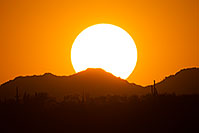 /images/133/2017-06-26-catalina-sunset-1x_55168.jpg - #13914: Sunset in Santa Catalina Mountains … June 2017 -- Santa Catalina Mountains, Arizona