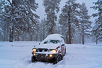 /images/133/2019-02-21-bryce-xterra-luviv-a7r3_12198.jpg - 14606: Xterra on a snowy day in Bryce Canyon … February 2019 -- Box Canyon, Arizona