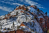 /images/133/2019-02-24-zion-rocks-mi1-4-a7r3_14133.jpg - 14601: Snowy mountains in Zion … February 2019 -- Zion, Utah