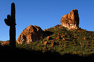 Images of Superstition Mountains
