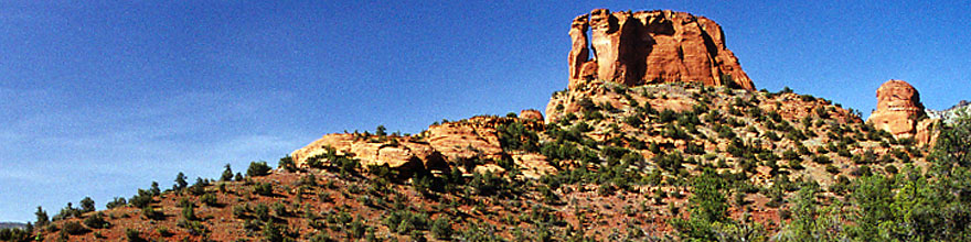 /images/500/2000-05-sedona-dogie5-sp.jpg - #00498: Dogie Trail in Sycamore canyon … May 2000 -- Sedona, Arizona
