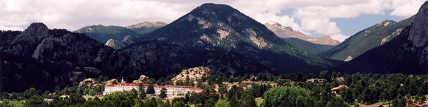/images/500/2004-07-estes-view1-sp.jpg - #01670: view of Estes Park from Estes Lake … July 2004 -- Estes Park, Colorado