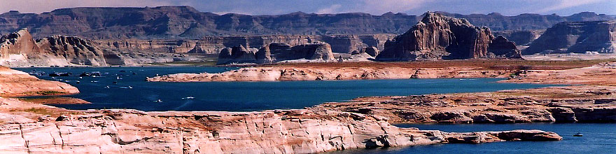 /images/500/2004-07-powell2-waheep7-sp.jpg - #01783: images of Wahweap and Lake Powell … July 2004 -- Wahweap, Lake Powell, Utah